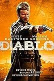 "Diablo (2015) - Movie Poster, Size 12 x 18"" Inches , Glossy Photo Paper (Thick 8mil) - Scott Eastwood, Walton Coggins, Camilla Belle -  WMG"