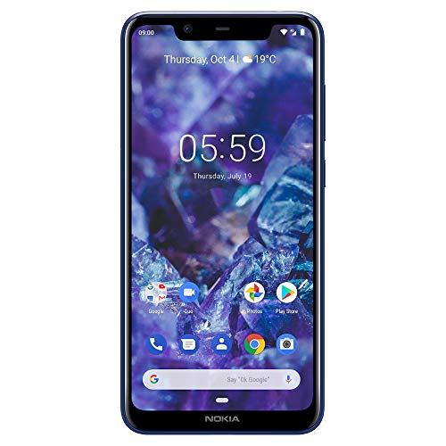 Nokia 5.1 Plus 6 GB RAM, 64 GB Blue