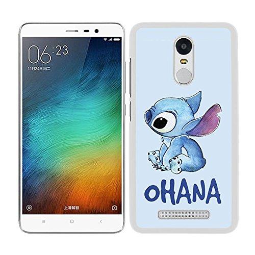 LC Diseños Funda Carcasa para Xiaomi Redmi Note 3 Pro Stitch Ohana ...