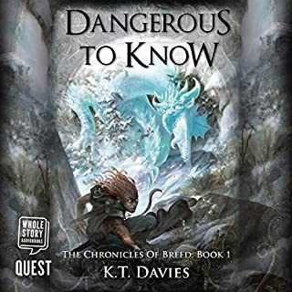 Dangerous to Know cover art