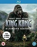 King Kong 2005 Ulitmate Edition (2 Blu-Ray) [Edizione: Regno Unito] [Reino Unido] [Blu-ray]