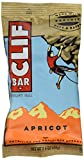 Clif Bar Energy Bar, Apricot, 2.4-Ounce Bars, 12 Count
