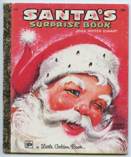 Santas Surprise Book
