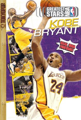 Greatest Stars of the NBA Volume 10: Kobe Bryant