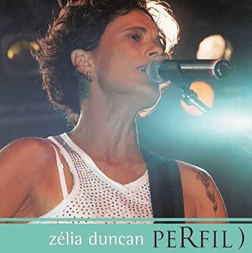 Zelia Duncan - Perfil - 2018 [CD]