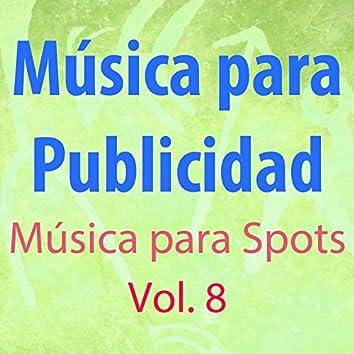Música para Publicidad, Vol. 8 (Música para Spots)