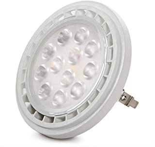 Greenice   Bombilla de LEDs AR111 G53 SMD2835 7W 700Lm 30.000H   Blanco Natural