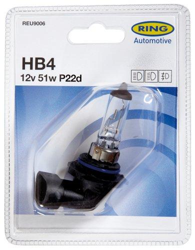RING REU9006 1 Ampoule Blister Ring 12V 51W HB4