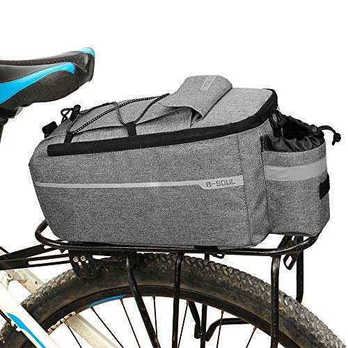 Check Out This Lixada Insulated Trunk Cooler Bag for Warm or Cold Items,Bicycle Rear Rack Storage Lu...