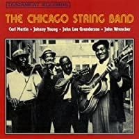 The Chicago String Band by Chicago String Band (1994-09-26)