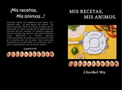 Mis Recetas, Mis Animos.