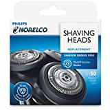SH50 Norelco replacement head for Philips 5000 series razors, Norelco 5000 replacement blade AquaTouch (AT798, AT7800, S910, S5620) compatible with Philips 5000 series (S5940, S5560, S5590)