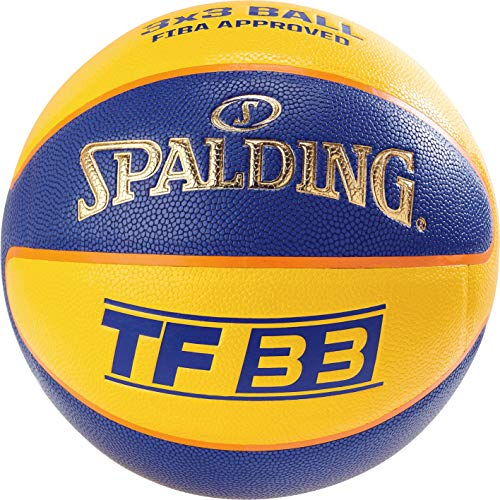 Spalding Tf33 Official Game Ball Out Basketball Mehrfarbig 6