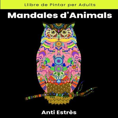 Llibre de Pintar per Adults Mandales d