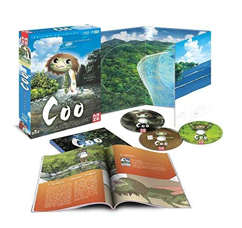 Un été avec Coo Ultime-Combo Br + 2 [Édition Collector Blu-Ray + DVD]