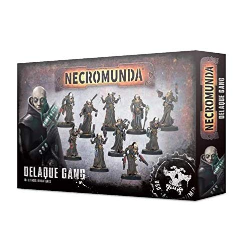 Necromunda Gang Delaque