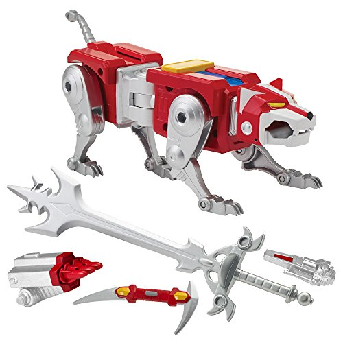 Voltron Classic Combining Red Lion Action Figure