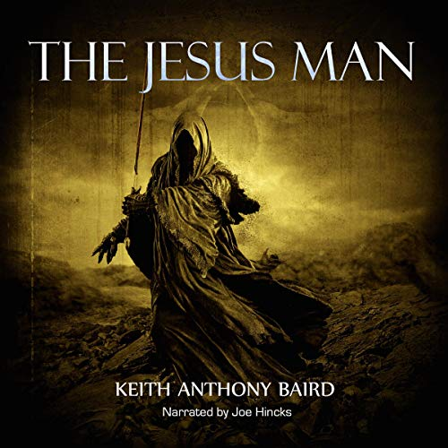 The Jesus Man audiobook cover art