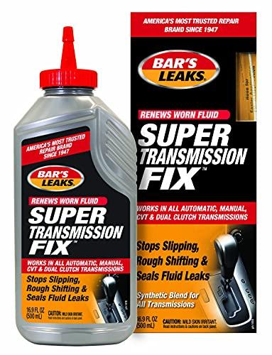 Bar's Leaks 1416 Super Transmission Fix...