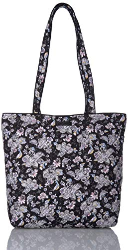 Vera Bradley Signature Cotton Tote Bag, Holland Garden