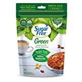 Sugar Free Green Stevia Powder (Made from Natural Stevia) - 400 g, Pouch