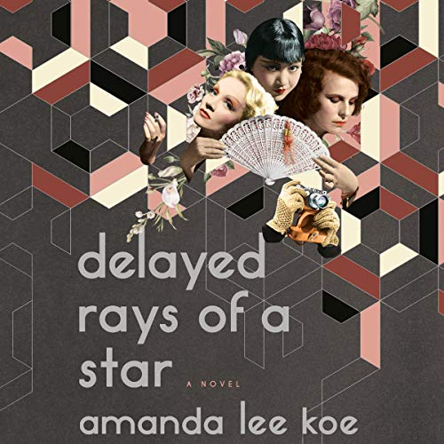 Delayed Rays of a Star audiobook cover art