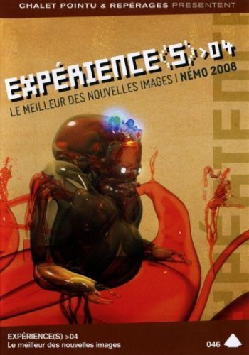 Experiences 04: Nmo Film Festival 2008 (S.I.T.E. / Energie! / Berni's Doll / Strata #1 / Magnetic Movie / Ark / Musicotherapie / Josie's Lalaland / Things Fall Apart / Pika Pika...) by Thorsten Fleisch