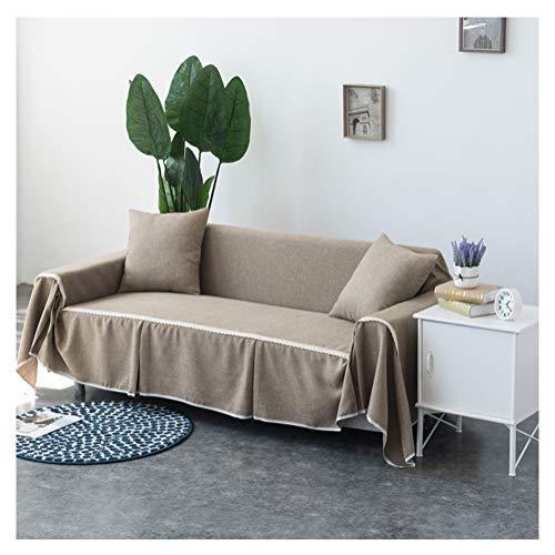 GELing Sofa Schonbezug Stretch Elastischer Stoff Blumen Vogel Muster Sessel Doppelschlaf Couch Neue Kleidung, PET Hund Displayschutzfolie,,3 Sitzer 190-230cm