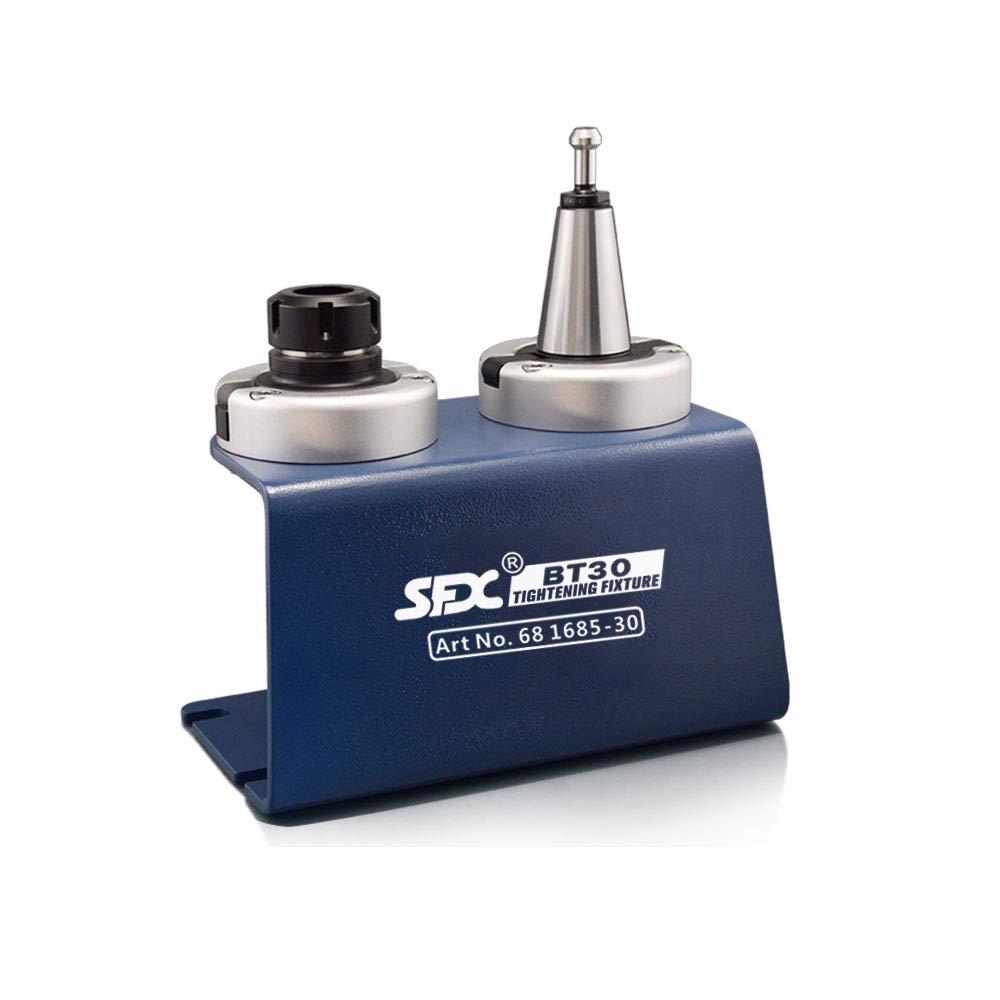 CNC Tool Holder Tightening Fixture BT30 Locking Device