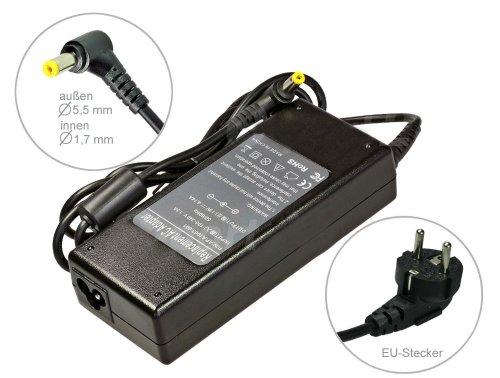 90W Alimentador Cargador Notebook AC Power compatible con Acer Aspire 5670 5710...