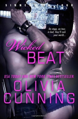 Wicked Beat (The Sinners on Tour) by Cunning, Olivia (2013) Paperback