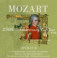 Mozart: Operas II - 250th Anniversary Edition (2005-09-19)