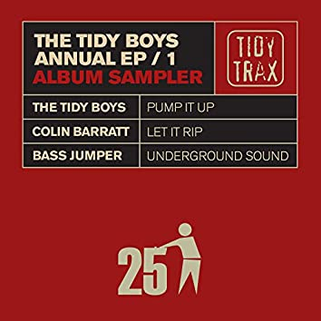 Tidy Boys Annual EP, Vol 1