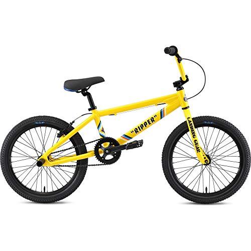 SE Bikes Ripper BMX Bike 2021 (26cm, Yellow)