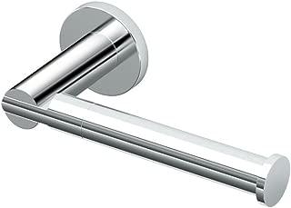Gatco 4683 Channel, European Toilet Tissue Holder, Chrome