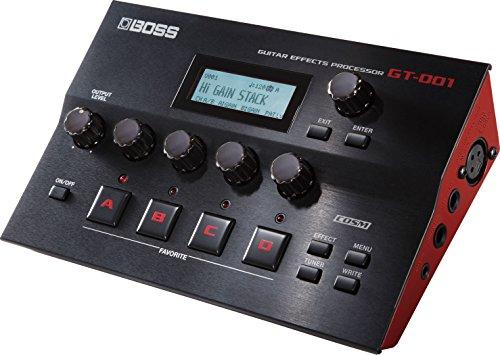 BOSS GT-001 - Pedal multiefectos de guitarra