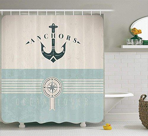 cortinas baño marineras