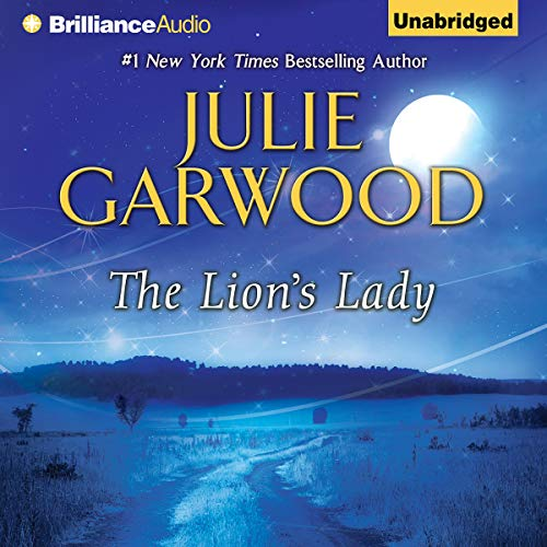 The Lion's Lady audiobook cover art