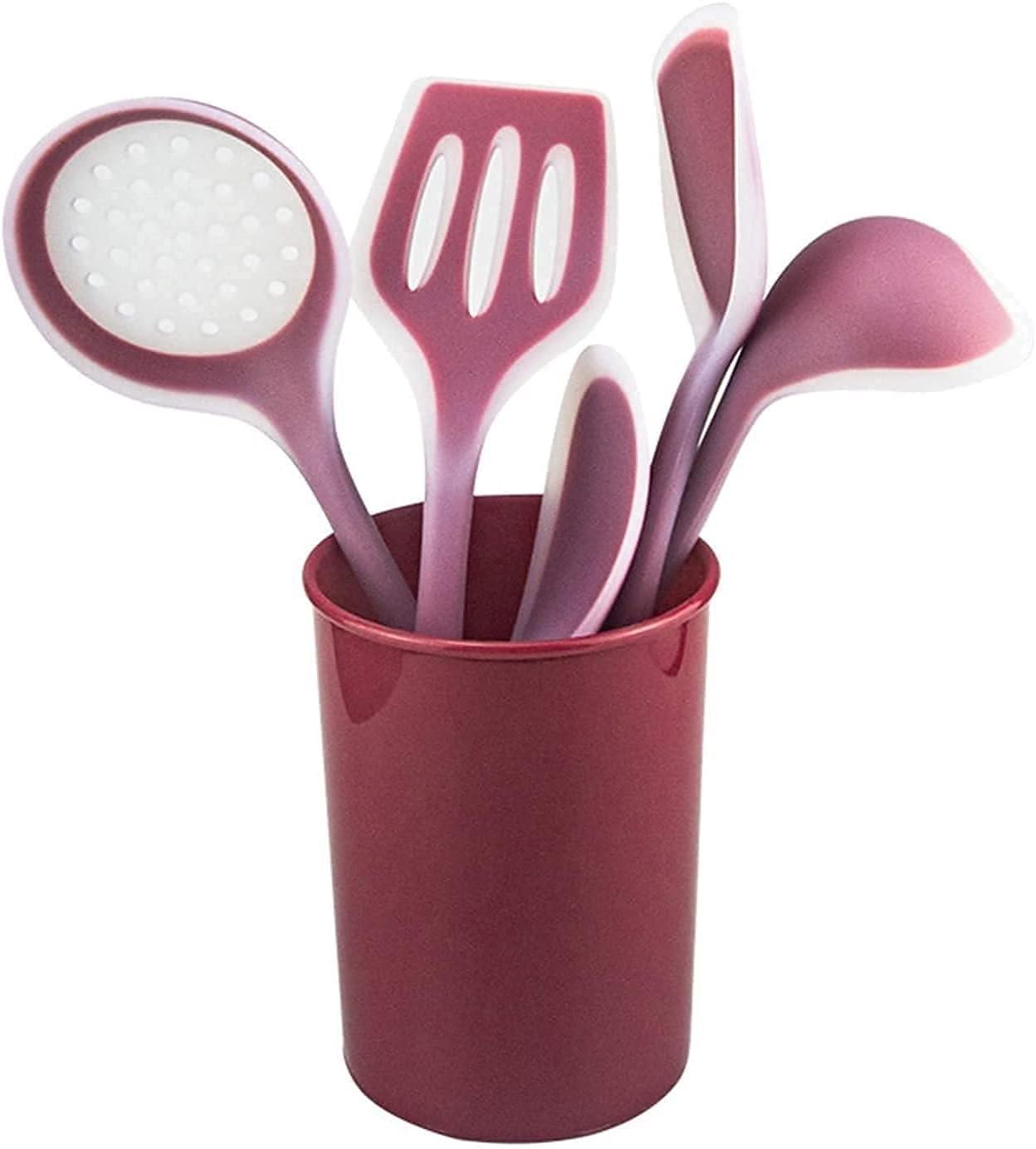 VVlight Kitchen Tools Cooking Utensils Elegant with Ranking TOP15 Holder - Set