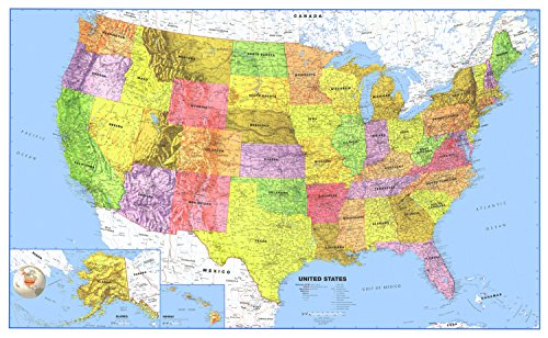 united states topographic map - 7
