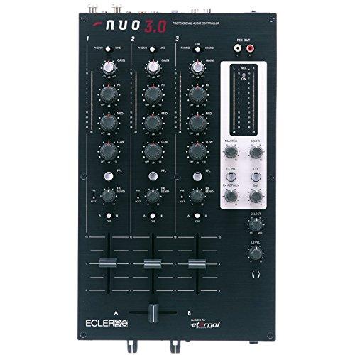 ECLER NUO 3.0 Professional DJ Mixer