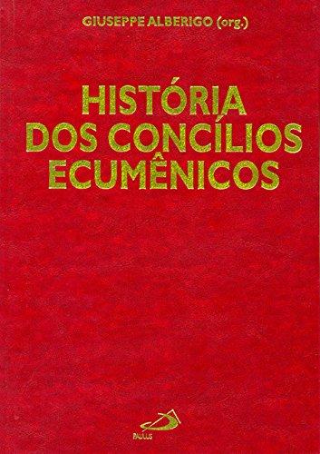 História dos Concílios Ecumênicos