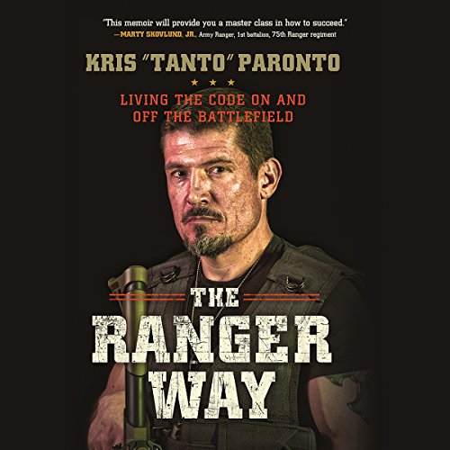 The Ranger Way audiobook cover art