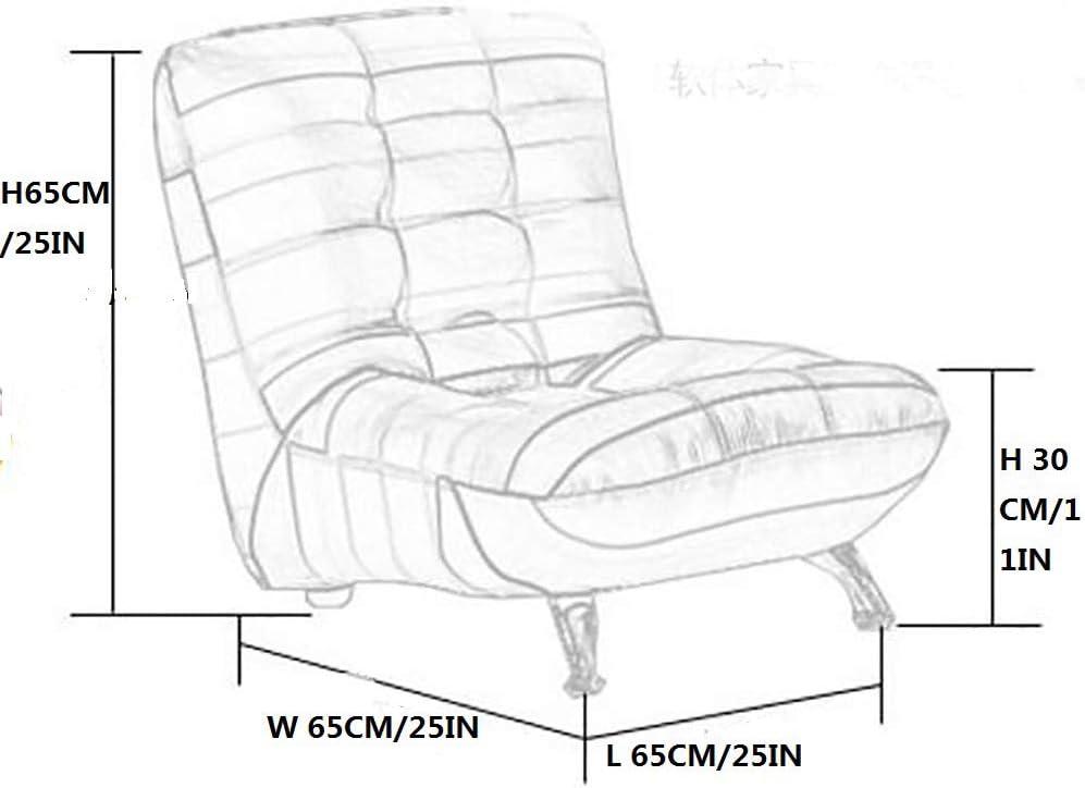 TOYSOFA Chaise d'Enfants de Raie,Mini Cuir Siège du Sofa Kid Soft Paresseux Canapé Chaise accoudoir Mobilier Bambin pour Salon -Orange Vert