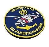 Desconocido Parche Helimer Helicoptero AW139 Salvamento...