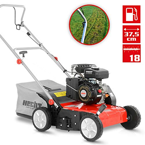 Hecht Petrol Lawn Aerator and Scarifier