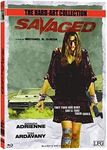 Savaged - Mediabook [BR+DVD] (deutsch/uncut)
