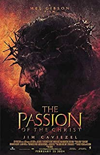 The Passion of the Christ POSTER Movie (11 x 17 Inches - 28cm x 44cm) (2004)