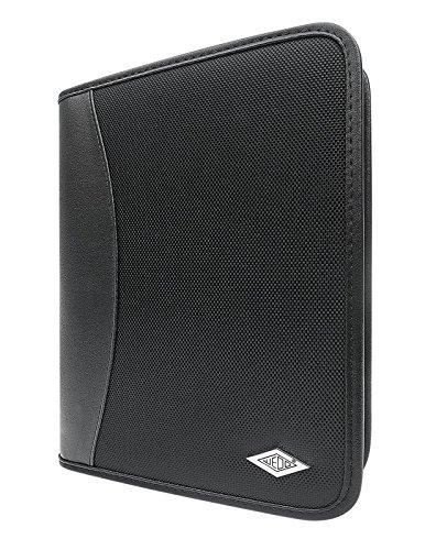 Wedo 5876901 Tablet Organizer Elegance (mit Universalhalter für Tablet PC (7,9 bis 8,4 Zoll)) schwarz