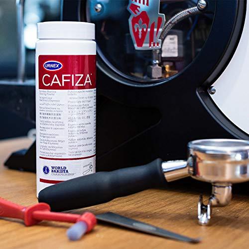 Urnex Espresso Machine Cleaning Powder - 566 grams - Cafiza Professional Espresso Machine Cleaner